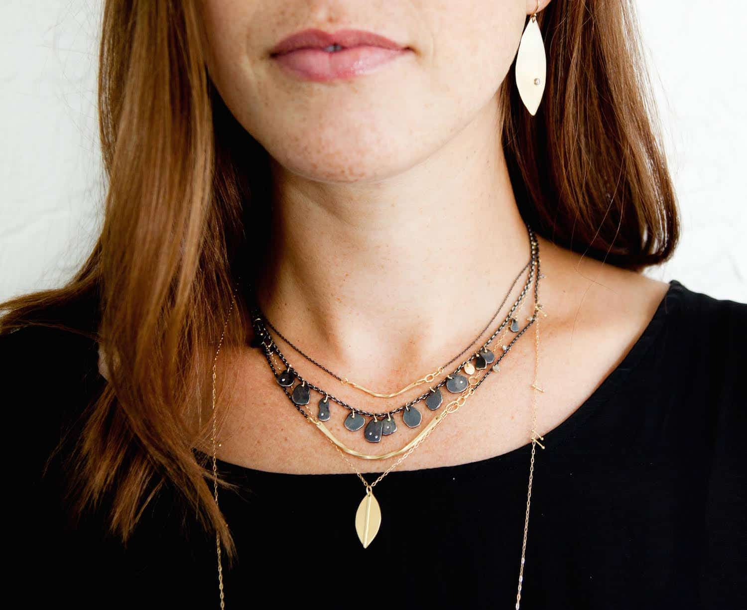 Eugene's NEWTW!ST necklace collections