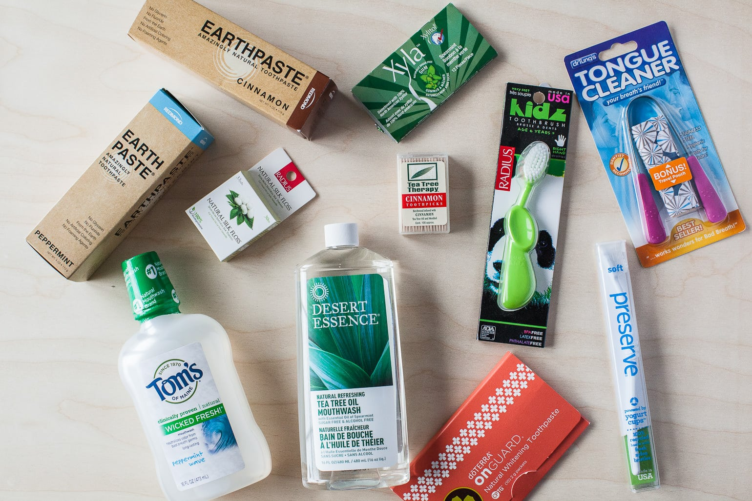 Natural Dental Care Products & Weekly Giveaway Series